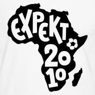 Design ~ Men's Expekt 2010 Football T-Shirt White/black