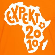 Design ~ Men's Expekt 2010 Football T-Shirt Orange/white