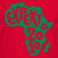 Design ~ Men's Expekt 2010 Football T-Shirt Red/green