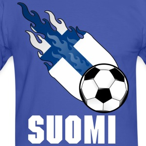 Fireball Football Finland - Men's Ringer Shirt