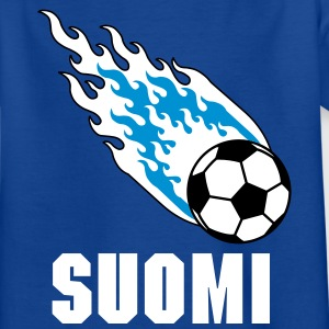 Fireball Football Finland - Teenage T-shirt