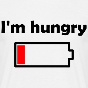Hungry Battery - Men's T-Shirt