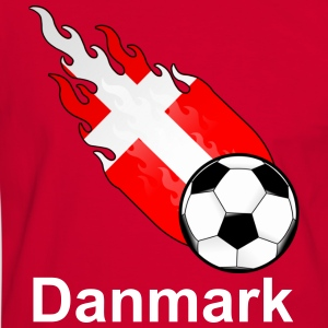 Fireball Football Denmark - Men's Ringer Shirt
