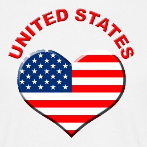 Heart for USA