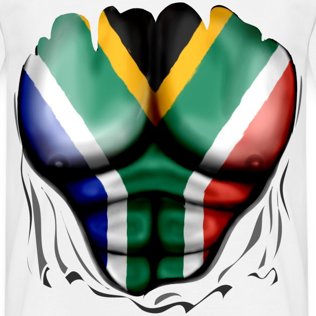 south africa  ripped muscles black