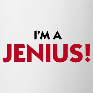 White I'm a Jenius (2c) Mugs  - Mug