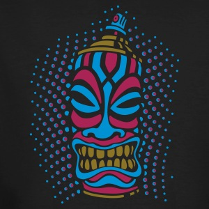 SPRAY A TIKI pt.2 (c3neg) UK - Men's Organic T-shirt