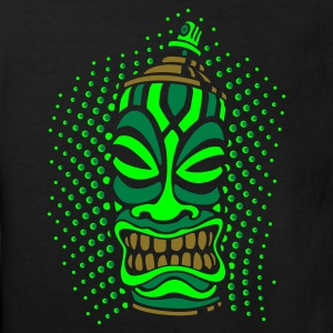 SPRAY A TIKI pt.2 (c3neg) FR - Kids' Organic T-shirt