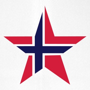 Cap Norway star  - Flexfit basebollkeps