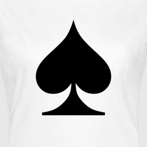 Poker - Frauen T-Shirt