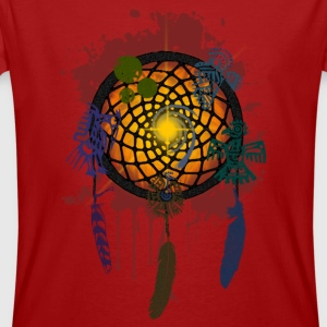 DREAM GUARD / Dreamcatcher, Traumfänger | Männershirt organic - Männer Bio-T-Shirt