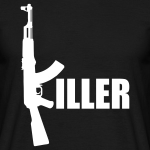 Schwarz Killer © T-Shirts - Men's T-Shirt