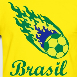 Fireball Football Brasil - Men's Ringer Shirt
