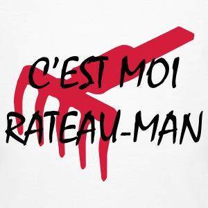 Rateau-Man - T-shirt bio Homme