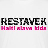 Motiv ~ T-Shirt Mann Restavek 03 pink© by kally ART®