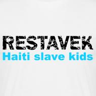Motiv ~ T-Shirt Mann Restavek 03 blau© by kally ART®