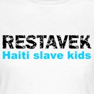 Motiv ~ T-Shirt Frau Restavek 03 blau© by kally ART®