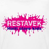 Motiv ~ Kids T-Shirt Restavek Splash 03lila pink © by kally ART®