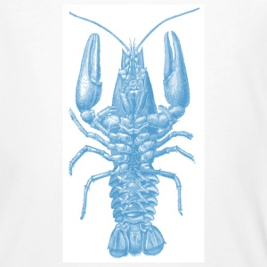 Blue Lobster - Men's Organic T-shirt