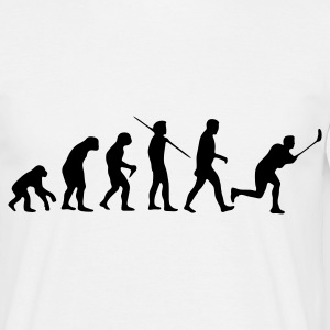 Floorball Evolution 1 - Männer T-Shirt