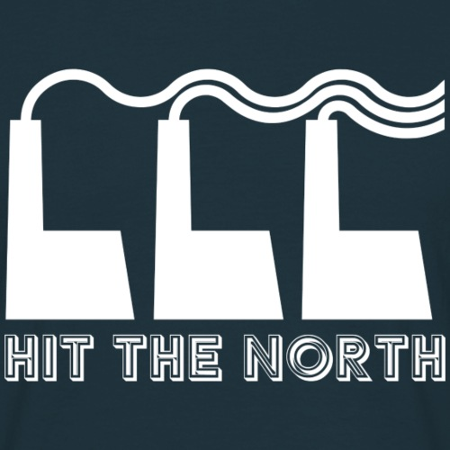Hit The North White