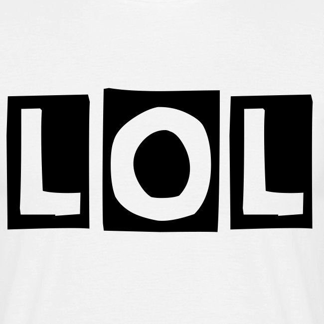 LOL TEE - Multi Color