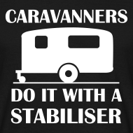 Design ~ Caravanners do it with a stabiliser