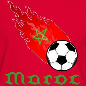 Fireball Football Morocco - Men's Ringer Shirt