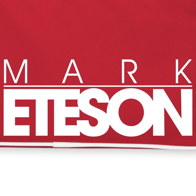 Retro Mark Eteson Logo Bag