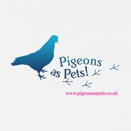 Design ~ Pigeons As Pets (Mens Classic)