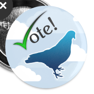 Design ~ VOTE PIGEON!