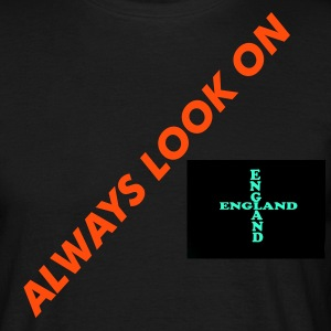 ALWAYS LOOK,ON THE OTHER SIDE - Men's T-Shirt
