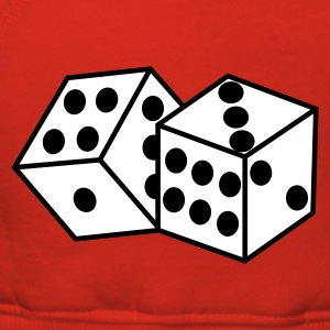 Red Dice Hoodies & Sweatshirts - Women's Premium Hoodie
