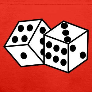 Red Dice Hoodies & Sweatshirts - Men's Premium Hoodie