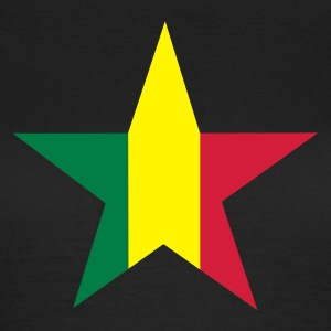 Rasta star - Women's T-Shirt