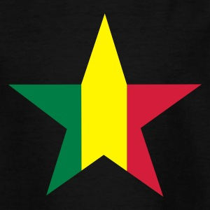 Rasta star - Teenage T-shirt