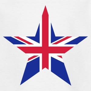 United kingdom_star - Teenager T-shirt