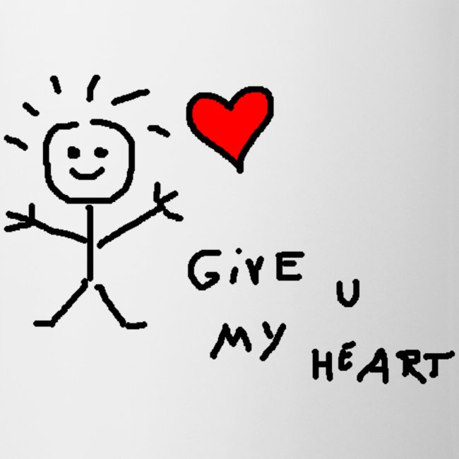 Give you my Heart
