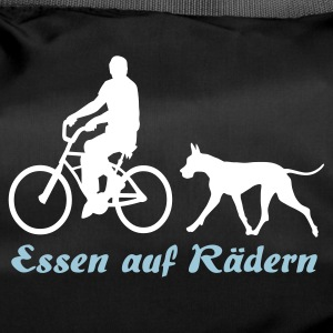 suchbegriff 39 fahrradfahren 39 taschen rucks cke online bestellen spreadshirt. Black Bedroom Furniture Sets. Home Design Ideas