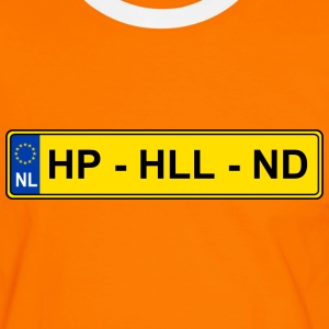 Registration NL: HP-HLL-ND - Men's Ringer Shirt