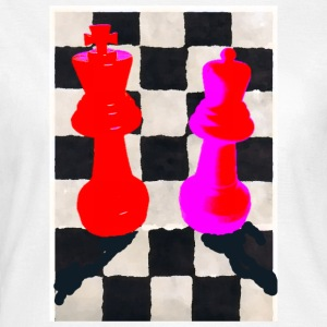 chess - T-shirt dam
