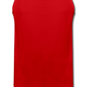 lens T-Shirts - Men's Premium Tank Top