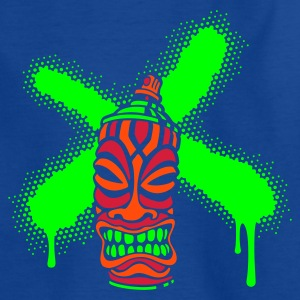 SPRAY A CROSS TIKI (N1 FR) - T-shirt Ado