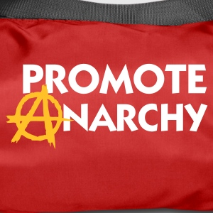 Red Promote Anarchy (2c) Bags  - Duffel Bag
