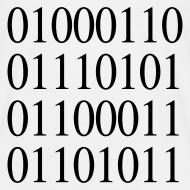 Motif ~ Tee shirt binaire