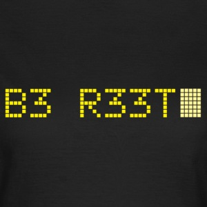 B3 R33T - Yellow - Women's T-Shirt