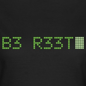 B3 R33T - Green - Women's T-Shirt