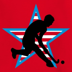 herrenhockey_b_3c_usa Tee shirts - T-shirt Ado