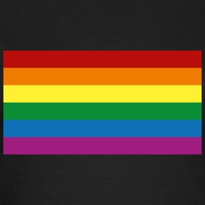 Rainbow Flag [Gay] T-shirts - Vrouwen T-shirt