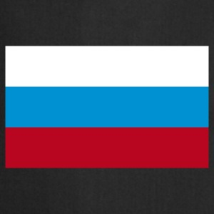 Black Flag Russia 2 (3c)  Aprons - Cooking Apron